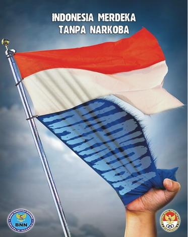 indonesia merdeka tanpa narkoba resize2 Kasus Narkoba di Wilayah Hukum Polres Tapsel Meningkat