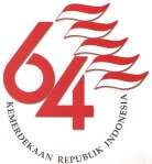 Logo 64 th Indonesia